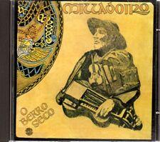 MILLADOIRO O BERRO SECO CD ALBUM DESCATALOGADO