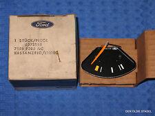 Ford Capri MK2 Instrument Tankuhr  Oldtimer Neu