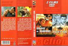 DVD Bridge of dragons - Plato's run | Dolph Lundgren | Action - Aventure | P1