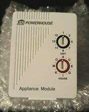 X10 Home Automation Plug-In Appliance Module, 3 Prong (AM466)