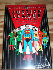Archive Editions Justice League of America volume 2 issues #7-14!