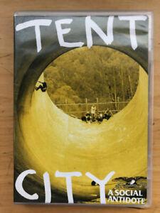 Tent City - Anti Hero Skateboards - Skateboard DVD