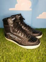 RST Hi Top Boots/Trainers Black Size 8 EU42