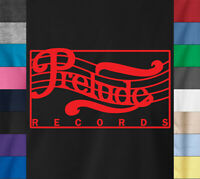 PRELUDE Records T-Shirt Jazz Funk Soul Vintage Retro Motown Ringspun Cotton Tee