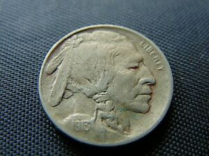 BUFFALO NICKEL (1913 T-1) / XF / WHAT U SEE IS WHAT YOU GET / STK #2623