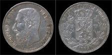 Leopold II 5 frank 1865