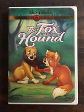 The Fox and the Hound (DVD, 2000, Gold Collection)Walt Disney Pictures