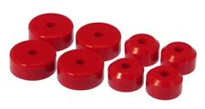 1955-1957 Chevy Bel Air Motor Mount Kit V8 Engine Only Red Prothane 7-503