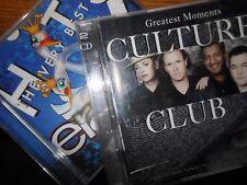 Erasure/Culture Club - 2 CD's best of