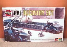 1/72 AIRFIX RAF RECOVERY SET MODEL KIT # 03305 BUDGET BUILDER