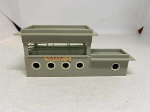 Triang TT Gauge Railways French/Continental CT521 Continental Signal Box - RARE