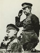 Rossia, Alexander Kerensky, 1917 Vintage silver print, Tirage postérieur,Alexa