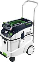 Dust extractor application mobile CLEANTEC CTH 48 E/a 584137 FESTOOL