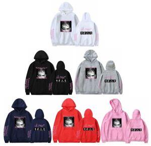 Unisex Hoodie Lil Peep Printed Tops Men Women Hip Hop Casual Hoodie Sweatshirt