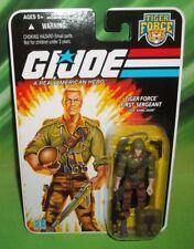 G I GI JOE 25TH ANNIVERSARY 1ST FIRST SERGEANT TIGER FORCE DUKE FIGURE MOC