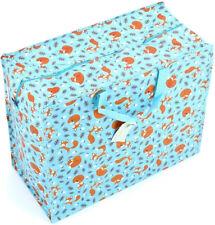 Cute Retro RUSTY THE FOX Jumbo Bag Shopping TASCHE