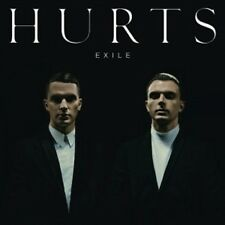 HURTS - EXILE (DELUXE EDITION)  CD + DVD  INTERNATIONAL POP  NEU