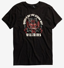 Queens of the Stone Age - Villians T-shirt - BRAND NEW - SIZE SMALL (OFFICIAL)