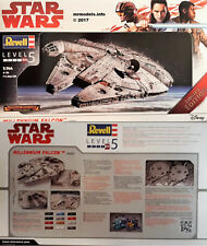 Revell 1/144 Halcón Milenario Star Wars Fine Molds Nuevo Kit plástico modelo 06880