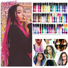 "3 Pcs 24"" Ombre Synthetic Jumbo Braiding Hair Extension Afro Twist Braids 100g"