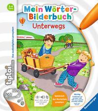 RAVENSBURGER tiptoi® ~ Mein Wörter-Bilderbuch Unterwegs ~ Wieso Weshalb Warum?