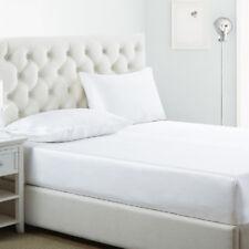 Silk Satin 1000TC  All Size Bed S/KS/D/Q/K Fitted Sheet Pillowcase(NO FLAT)