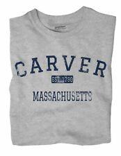 Carver Massachusetts MA T-Shirt EST