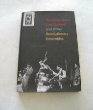 Signed! Bob Gluck Miles Davis Lost Quintet Revolutionary Ensembles Hcdj Jazz 1st