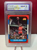 1996 Fleer Michael Jordan Rookie Ultra Decade of Excellence #U-4  PSA 10 ? GEM