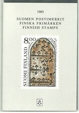 FINLAND stamps - Official Year Set 1983 MNH (2 scans)