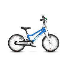 NEU 2021 WOOM 2 Kinderfahrrad 14 Zoll,blau ab 2.5 Jahre, nur 5 KG leicht Fahrrad
