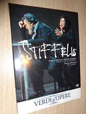 DVD STIFFELIO VERDI LE OPERE N°20 ARONICA GUANQUN FRONTALI TEATRO REGIO PARMA