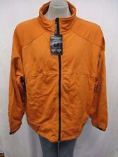 Stormtech 2Xtreme BX-1 Men's 3XL Orange Full Zip Jacket MSRP $145 A15