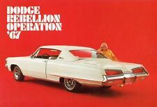 Old Print.  1967 Dodge Polara 500 Auto Ad