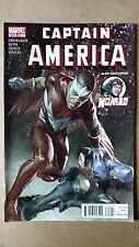 CAPTAIN AMERICA #604 FIRST PRINT MARVEL COMICS (2010) NOMAD FALCON