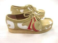 Clarks Originals x GOODHOOD Womens ,Maple Paint Unisex ,Limited Edition , UK 8 D