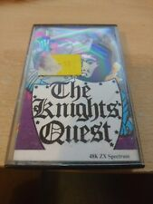 The knights Quest ZX Spectrum