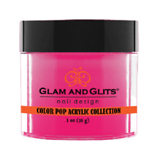 Glam and Glits Acrylic Powder - Color Pop Collection