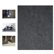 Armor All Aasmvc88100 Charcoal 8ft 4inx7ft 4in Small Vehicle Garage Floor Mat