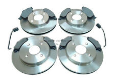 FORD MONDEO ESTATE MK2 1995-2000 FRONT & REAR BRAKE DISCS AND PADS SET NEW