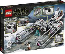 LEGO 75249 Star Wars Resistance Y-Wing Starfighter Battle Starship Building Set,