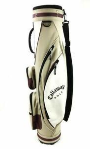 Callaway Size 4-Way Sunday Carry Golf Bag