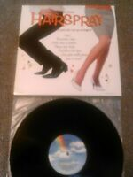 HAIRSPRAY O.S.T LP EX!!! ORIGINAL U.S MCA 6228 JOHN WATERS CULT SOUNDTRACK