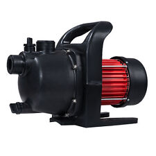 Grafner® Gartenpumpe Brunnenpumpe 600W Wasserpumpe Regenwasserpumpe Pumpe Neu