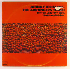"""2 x 12"""" LP - Johnny Richards - The Arrangers Touch - B4406 - washed & cleaned"""