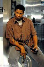 Danzel Washington ++Autogramm++ ++Hollywood Superstar+2