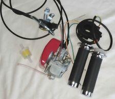 80cc motor engine parts - Cns carburetor w throttle