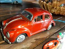 VW Käfer aus Blech mit Antrieb. Bandai ?