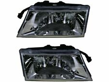 For 2003-2004 Mercury Grand Marquis Headlight Assembly Set 67641NW