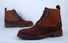 NEW!! Oliver Sweeney 'Nelson' Wingtip Boot- Brown- Size 10 US/ 9 UK- $450  (B24)